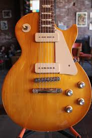 gibson 50 u0027s tribute les paul with p90s u2013 root note music