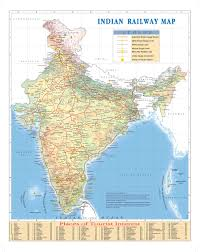 India On A Map by My Passport To India