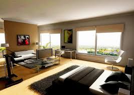bedroom cool bachelor pad bedroom with black rug also black