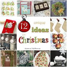 for christmas unique ideas for christmas