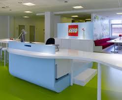 Medical Reception Desks by Lego Group U0027s Development Department Karmatrendz