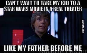 Guilt Meme - monday memes star wars the force awakens my no guilt life my