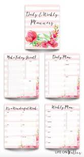 daily planner pdf free top 5 favorite daily planner pages a free printable free