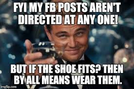 If The Shoe Fits Meme - leonardo dicaprio cheers meme imgflip