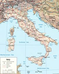 Chicago Political Map by Cities Map Of Italy