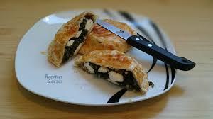 cuisine cor馥nne recettes bastelle chausson aux blettes et brocciu