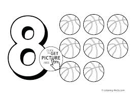 numbers coloring pages kindergarten numbers coloring page numbers coloring pages for preschool numbers