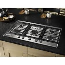 Kitchenaide Cooktop View The Kitchenaid Kgck366v 38 Inch Gas Cooktop With Electronic