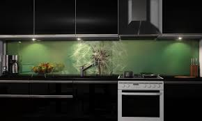 küche spritzschutz folie küchenrückwand folie selbstklebend pusteblume klebefolie