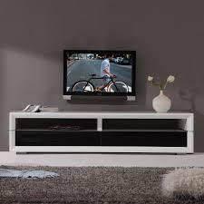 Modern White Tv Table Stand B Modern Bm 629 Wht Executive Remix 79