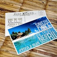 Save The Date Destination Wedding Save The Date Sample Pack