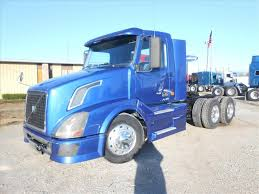 volvo used trucks used 2007 volvo vnl tandem axle daycab for sale in ms 6448