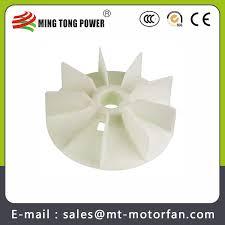electric motor fan plastic electric motor plastic fan blade wuxi mingtong power industry co