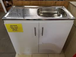 kitchen sink with cupboard for sale sink cupboard r 999 vat incl junk mail