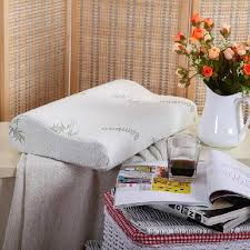 Hotel Comfort Memory Foam Pillow 3 Sizes Bamboo Pillow Cool Comfort Ultra Plush Bamboo Memory Foam