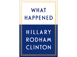 pre order u0027what happened u0027 by hillary clinton u2014 tools and toys