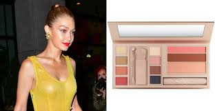 gigi hadid x maybelline jetsetter palette dropped early at ulta