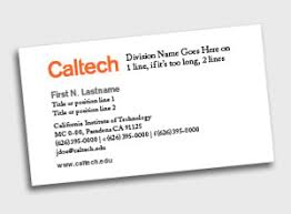 ordering business cards caltech graphic resources u0026 mail services