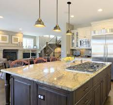 Range Hood Cathedral Ceiling by Kitchen Pendant Lighting Light Fixtures Awesome Detail Ideas Cool
