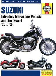 suzuki haynes manuals