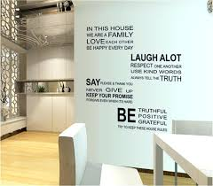 family home decor in this house we do love quote wall decal online get cheap family