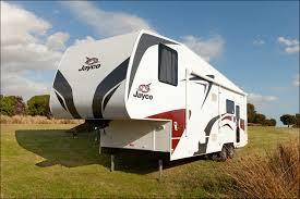 Jayco Caravan Floor Plans New Jayco Fifth Wheeler Australian Caravan Co