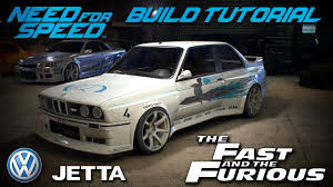 fast volkswagen cars need for speed 2015 the fast u0026 the furious jesse u0027s volkswagen