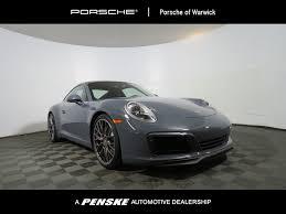 porsche hypercar 2017 2017 used porsche 911 carrera s coupe at porsche monmouth serving
