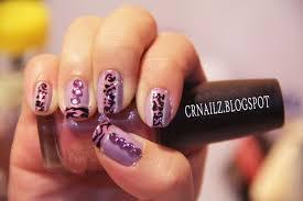 cheetah and zebra print nail designs anna charlotta