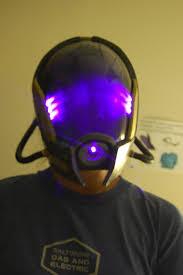 Motorcycle Helmet Lights Tali Helmet Lights Voice Activated