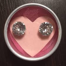jojo earrings jojo you jewelry jojo you clear mega bling earrings