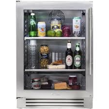 Glass Door Home Refrigerator by Refrigerators Factory Builder Stores