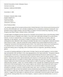 sample academic cover letters academic advisor cover