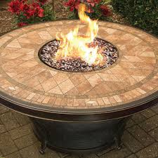 Fire Glass Pits by Fire Pits Temecula Tubs