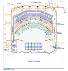 zenith plan salle map of south zenith montpellier room concerts and shows languedoc