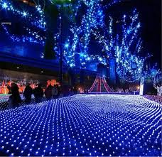 Outdoor Twinkle Lights by Kmashi String Lights 6m X 4m 672leds Net Mesh Fairy Twinkle Flash