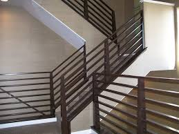 Contemporary Banisters And Handrails Contemporary Railings Hci Railing Systems