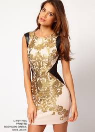 gold party dress 5 glam party dresses we re coveting now fashion
