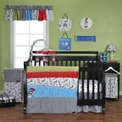 Cat In The Hat Crib Bedding Set Cat In The Hat Collection