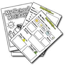 summer holiday planner template make a summer bucket list to get the most out of the holidays