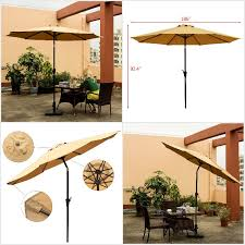 4 Foot Patio Umbrella 9 Best 9 Foot Patio Umbrella For Sale 100 Review