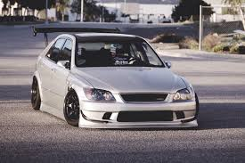 modified lexus is300 project sparta is300 revved