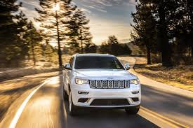 jeep cherokee trailhawk white 2017 jeep grand cherokee trailhawk and updated summit launch in