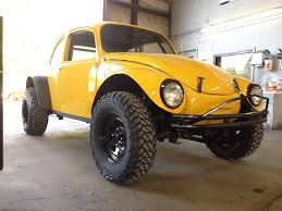 yellow baja bug thesamba com hbb off road view topic baja gets a bit