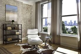 White Lounge Chair Design Ideas Room Outstanding Industrial Reading Nook Home Design With