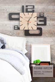 decorative wall clock decorative wall clock creative wall clock abstract art mute