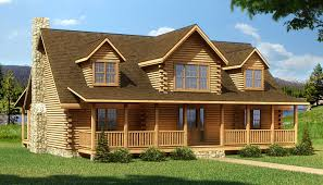 crestview log home plan southland log homes roof over my