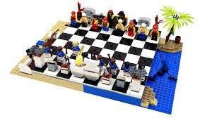 lego pirates 40158 pirates chess set speed build youtube