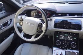 range rover you should buy the range rover velar for the touchscreen alone