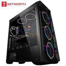 ordinateur bureau i7 getworth r31 liquide de refroidissement ordinateur intel i7 de